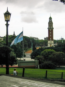 Argentine flag!
